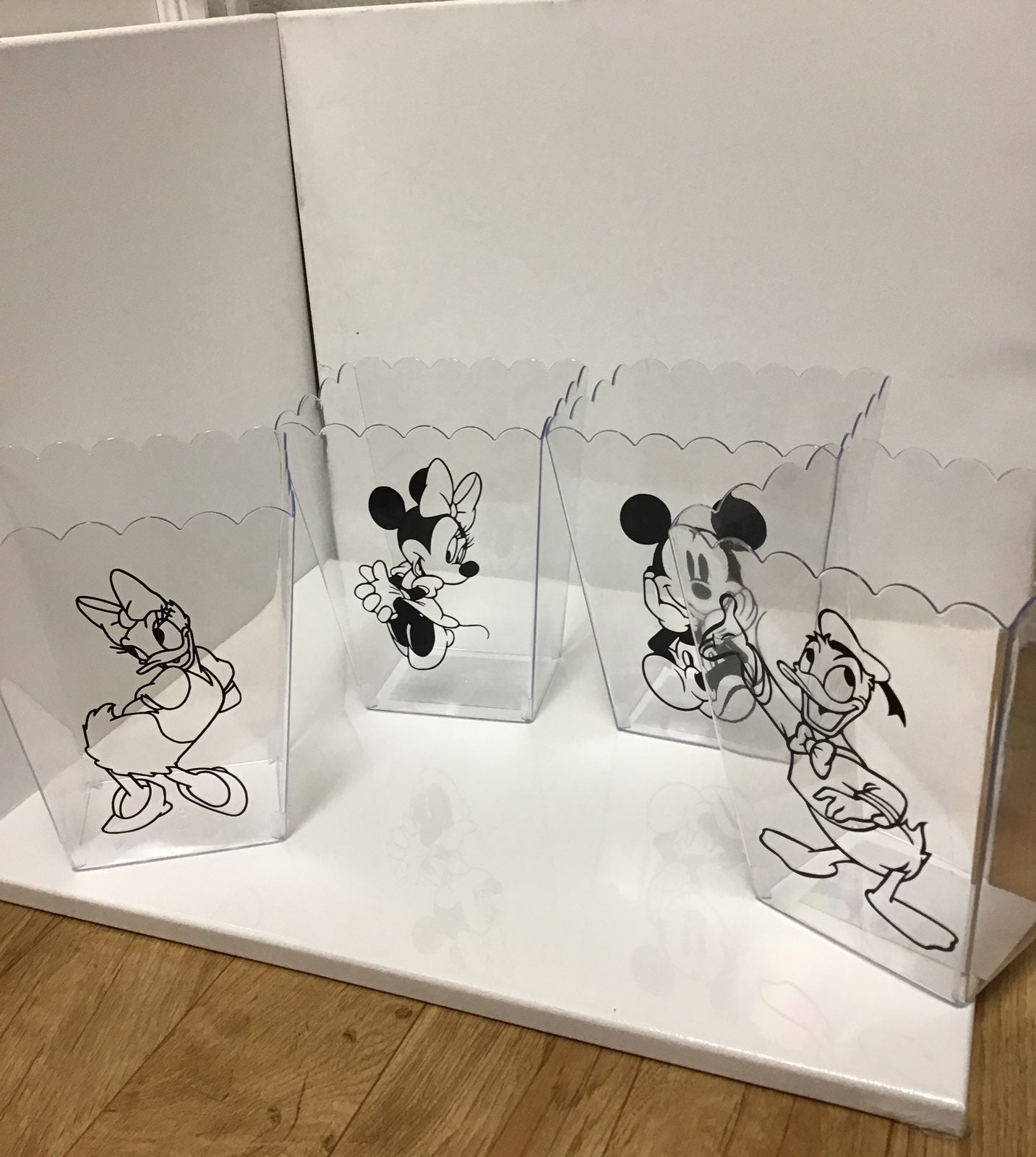 Set Of Mickey And Friends