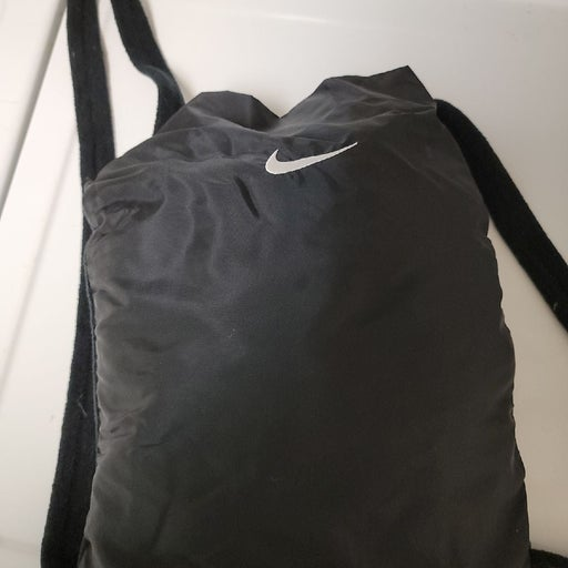 Nike blanket that folds up into a backpa