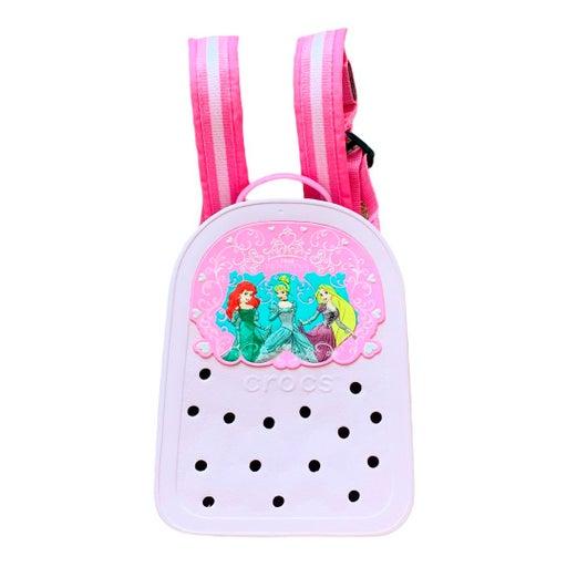 NWOT Crocs Princess lite up  backpack
