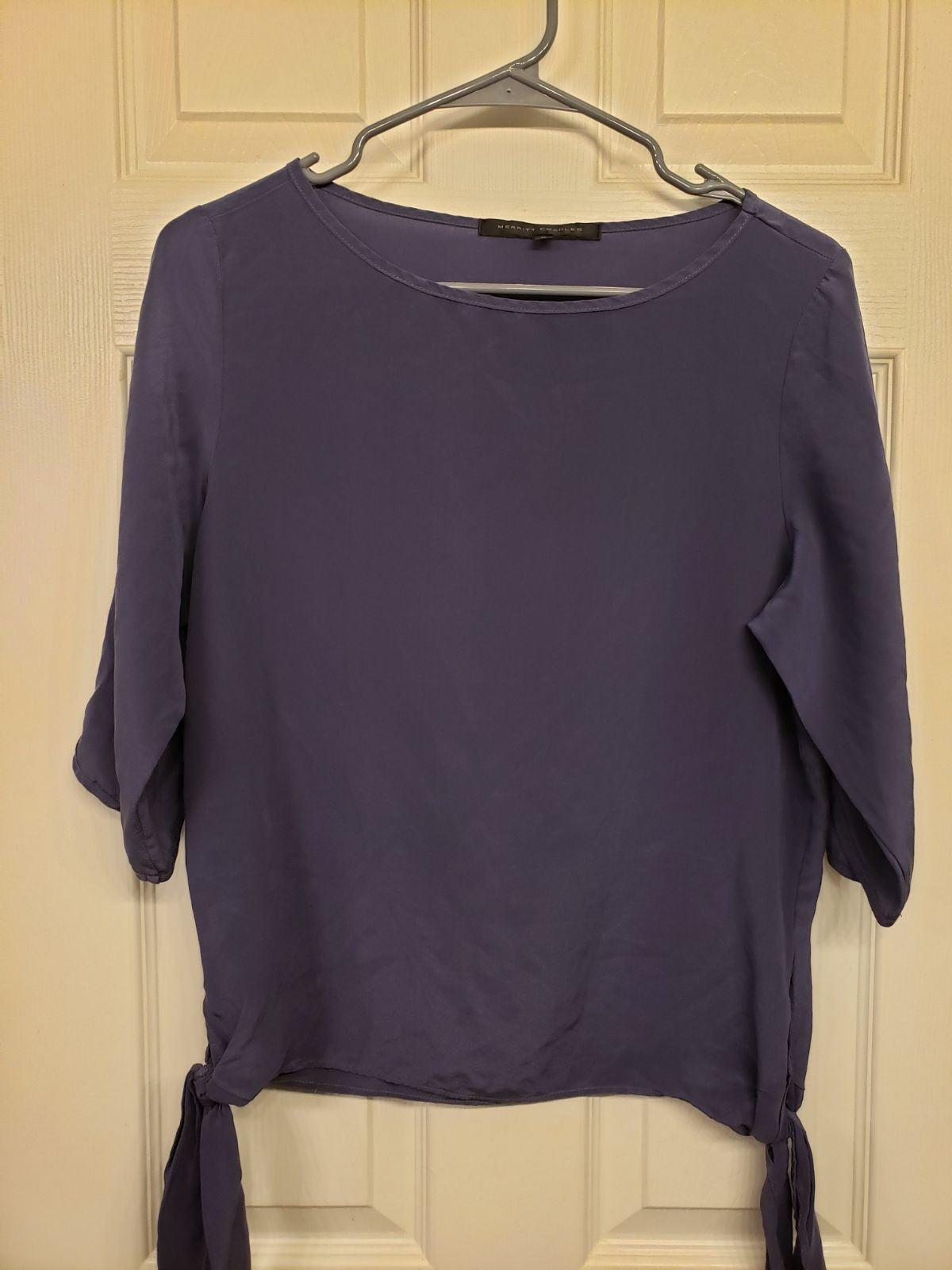 Merritt Charles blouse