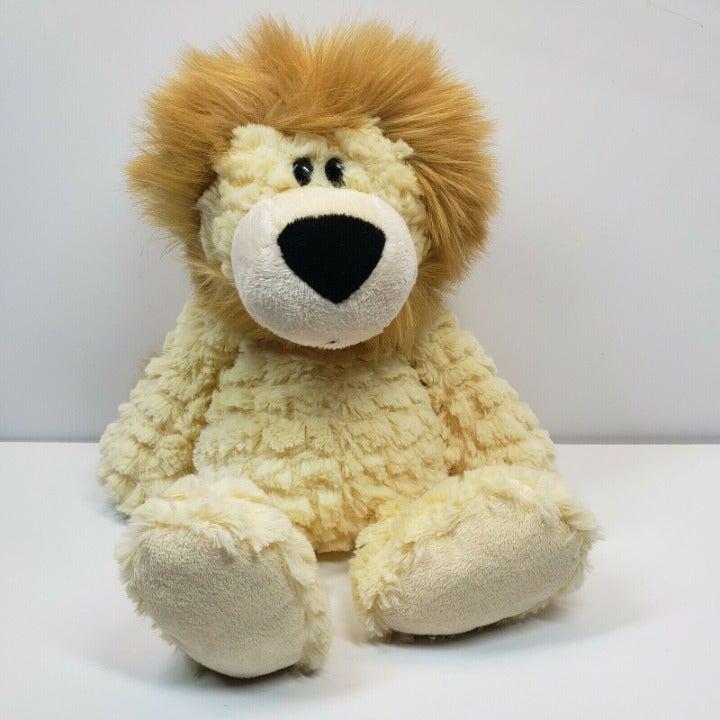 Nat and Jules Demdaco Lion Plush Stuffed