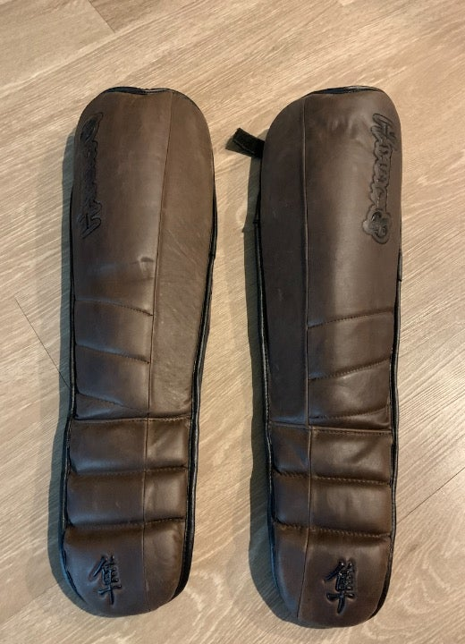 Hayabusa Grappling Shin Guards