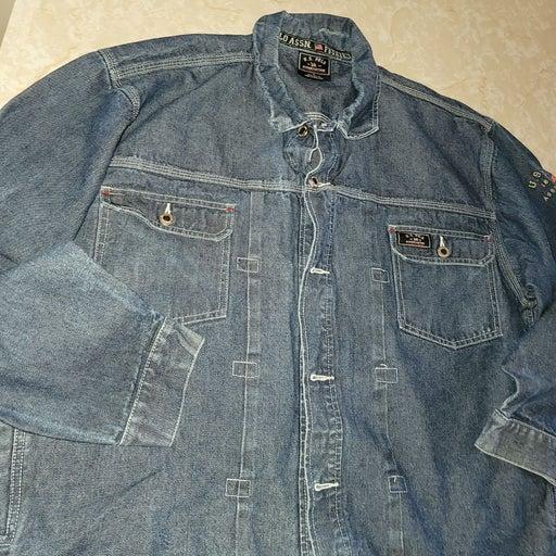 US POLO ASSOCIATION jean jacket