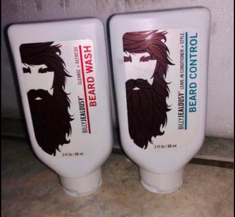 Billy Jealousy Beard Wash & Control (Bot
