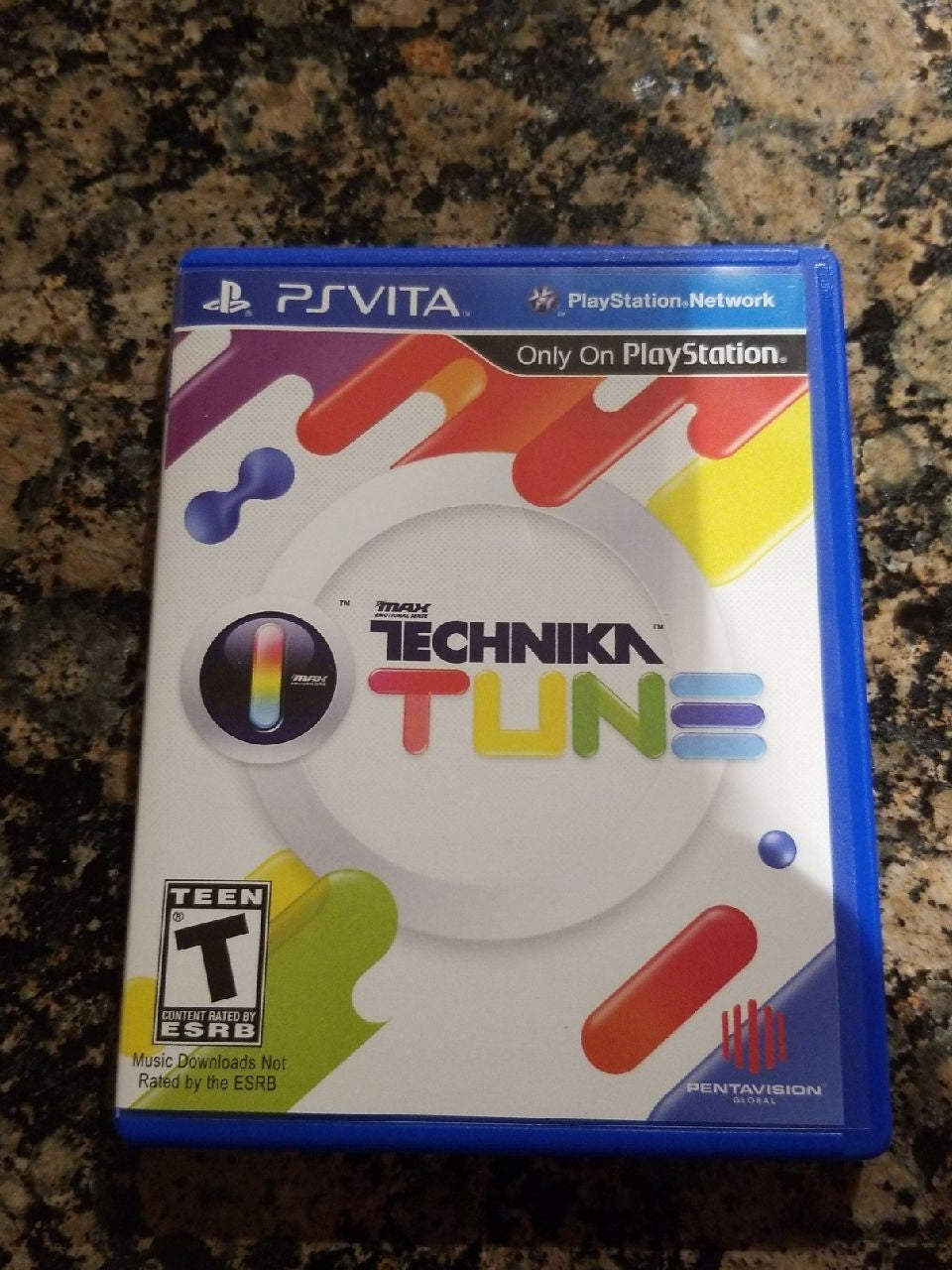 DJ MAX TECHNIKA TUNE PS VITA
