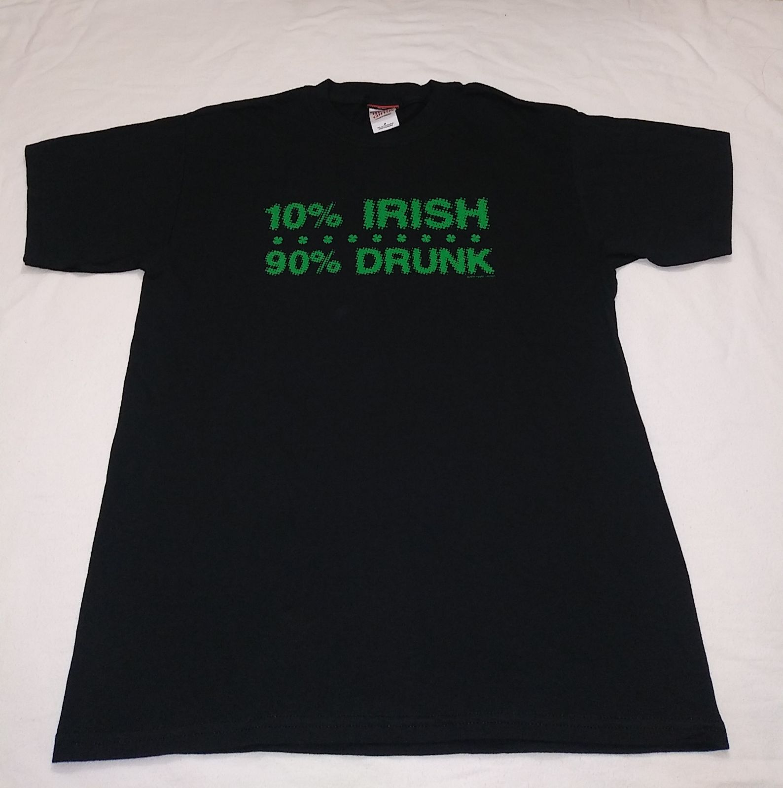 Funny t-shirt by Gildan