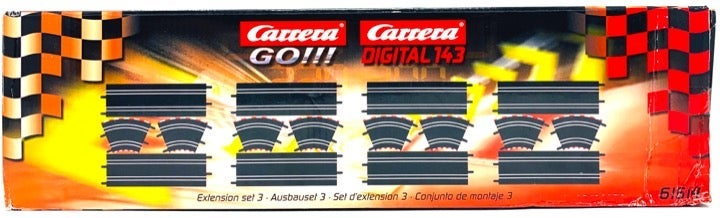 Carrera GO!!! & Digital Extension Set