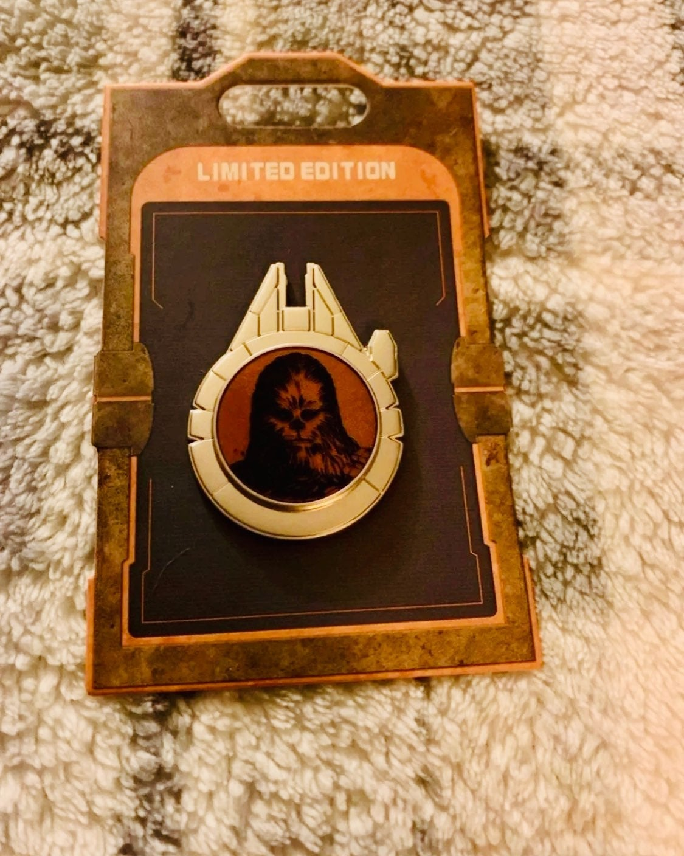 Disney SWGE Resistance Reveal Chewbacca