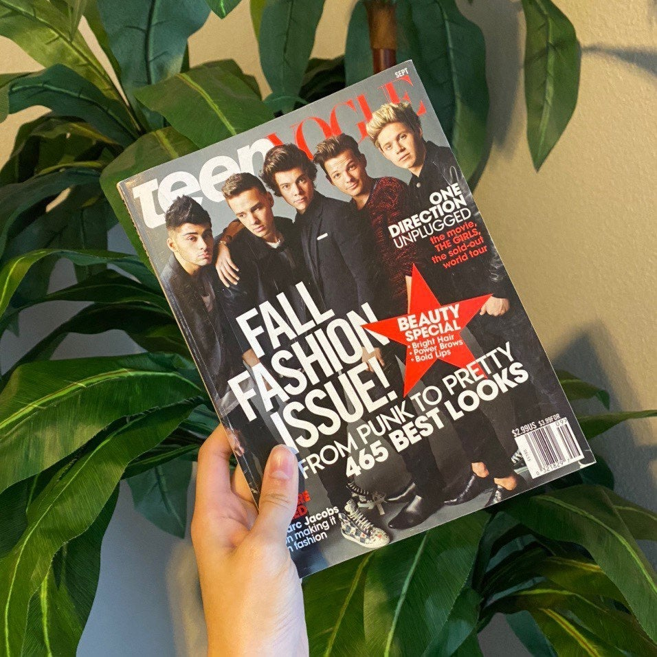One direction magazine