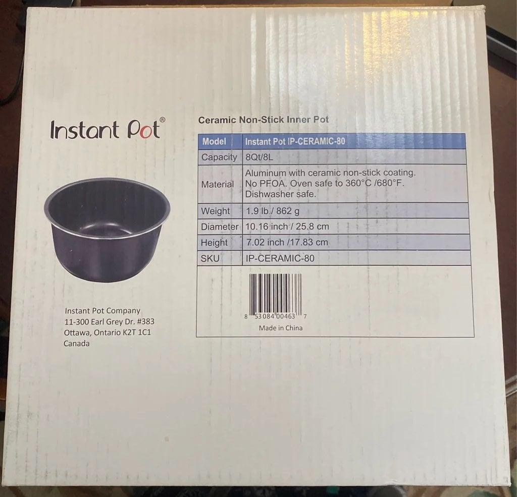 Ceramic Non-Stick Inner Pot