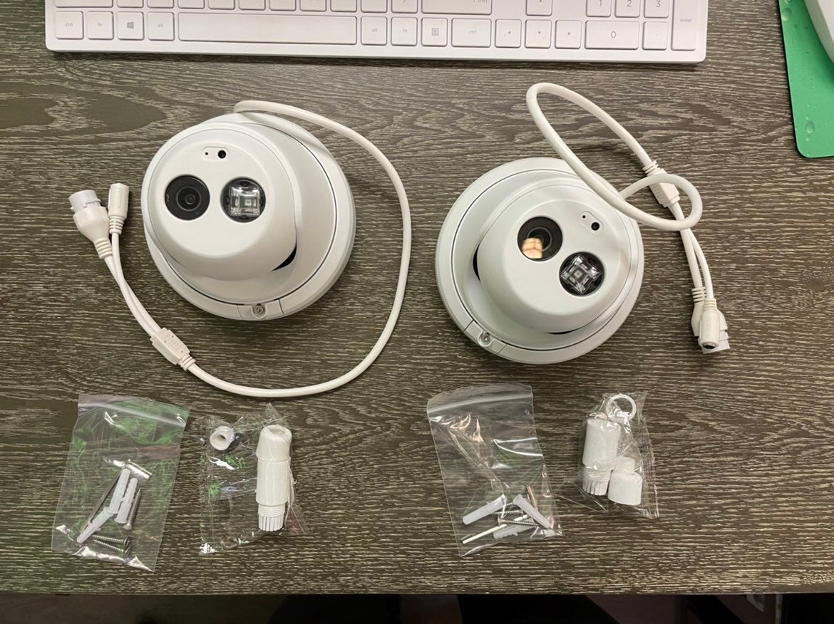OutDoor Security Camera With Audio