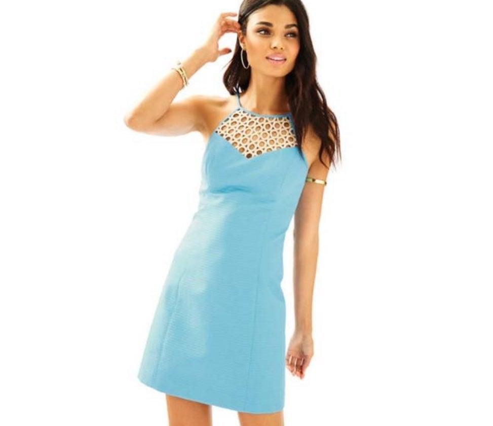 NWT Lilly Pulitzer Larina Shift Dress 00