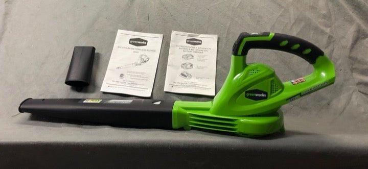 Greenworks 40V Variable Speed Blower-NEW