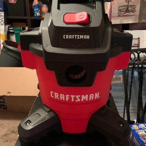 CRAFTSMAN 4-Gallon Portable Wet/Dry Shop