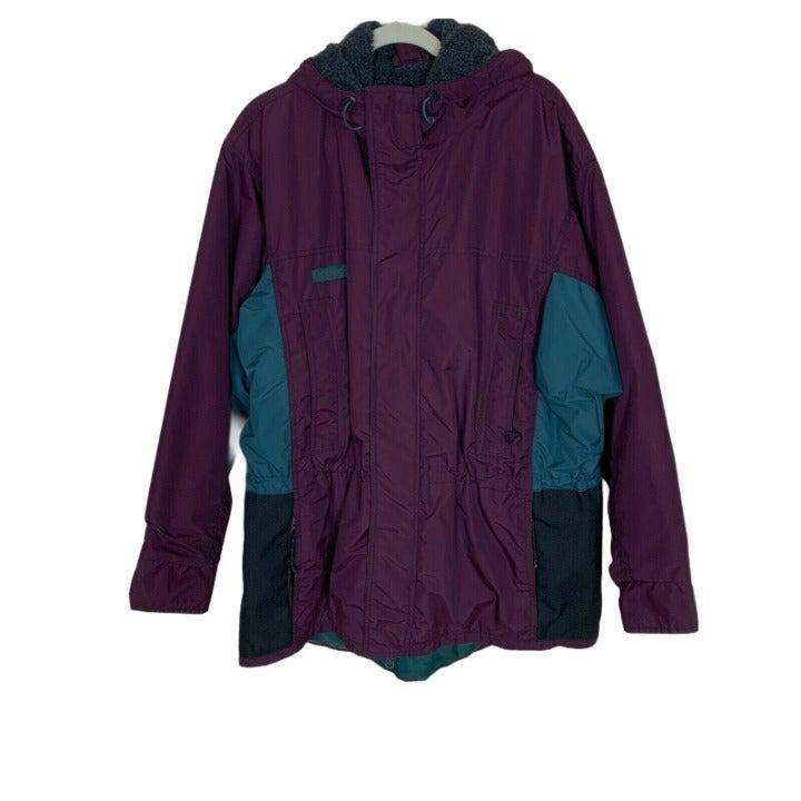 Columbia Ski Winter Jacket Fleece Lined