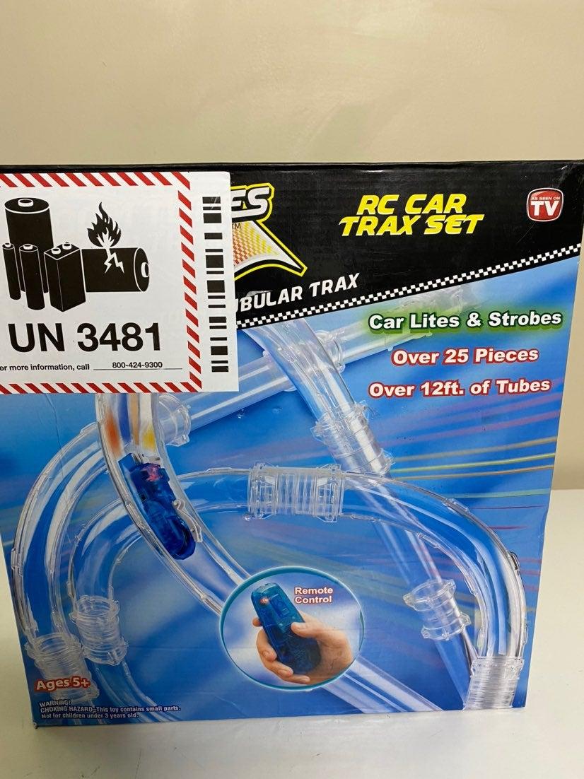 RC car trax set zoom tubes new