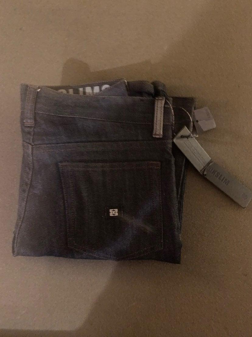 Brand new Krew denim skinny jeans