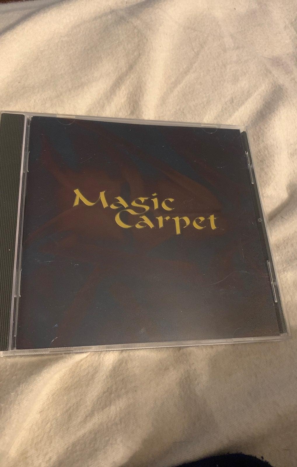 Magic Carpet pC Gaming