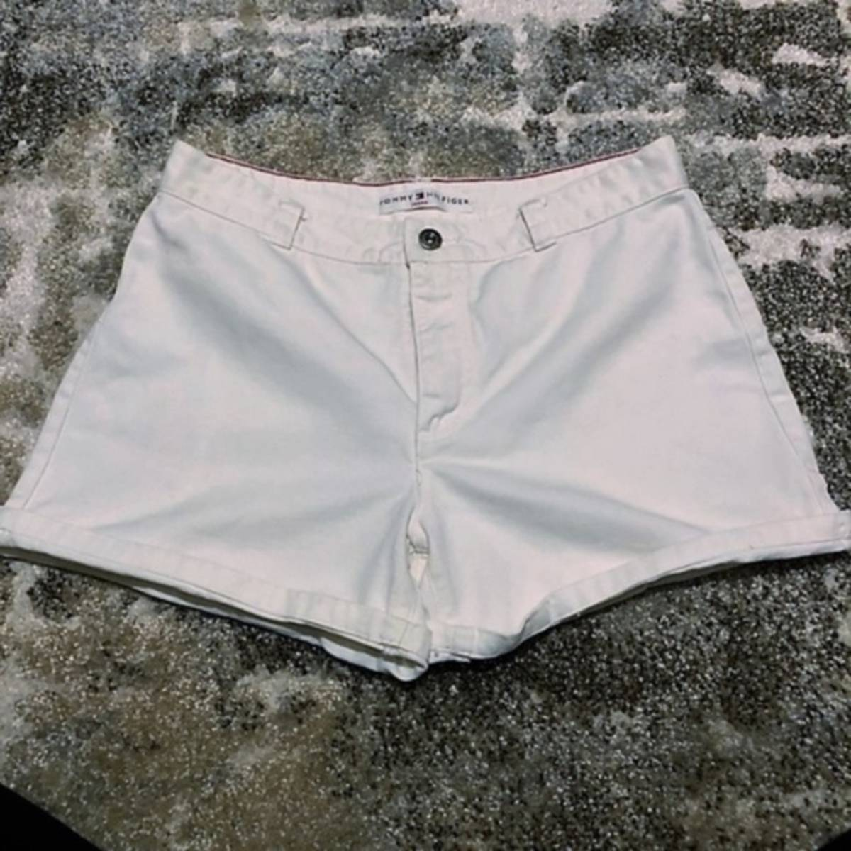 Tommy Hilfiger Jean Shorts 8 Wedgie Fit