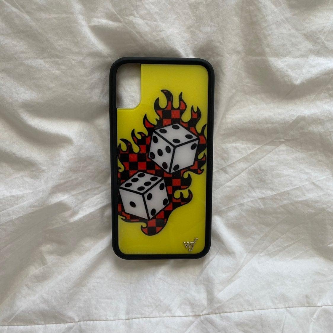 Wildflower Tana Mongeau iPhone X/XS Case