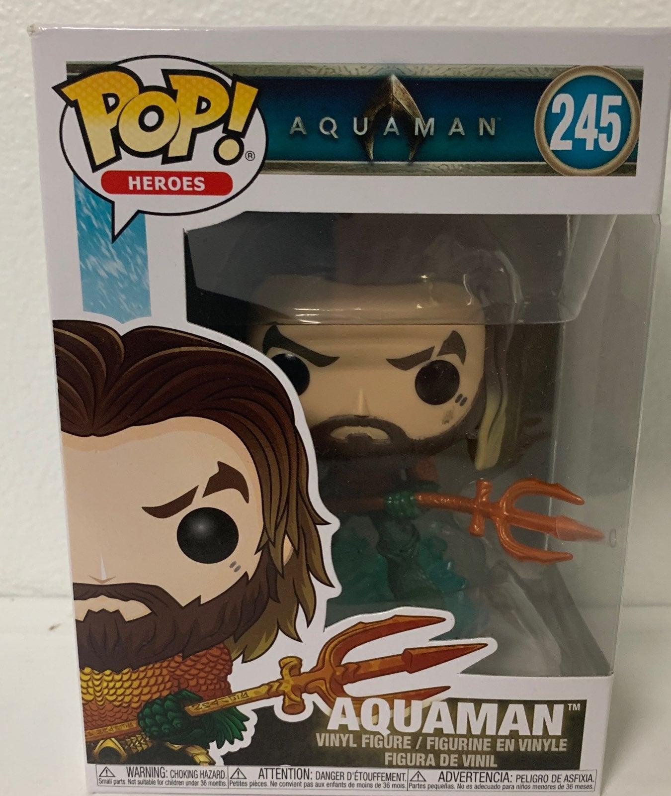 Funko Pop DC Comics Aquaman