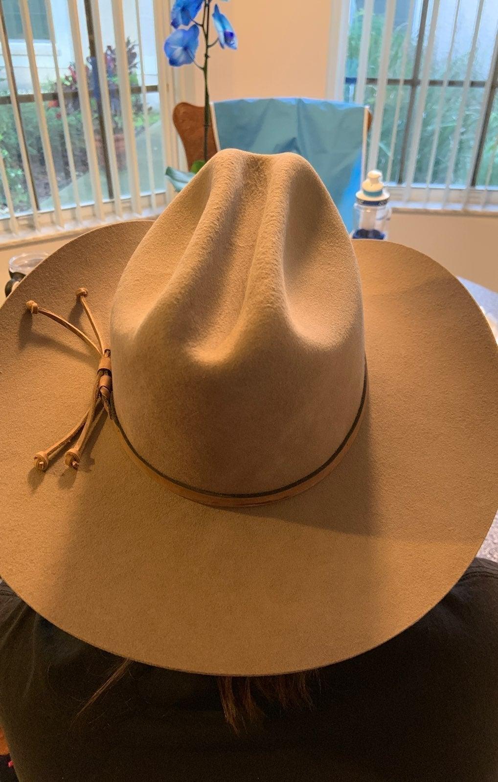Men's/Women's Western Hat 6-7/8