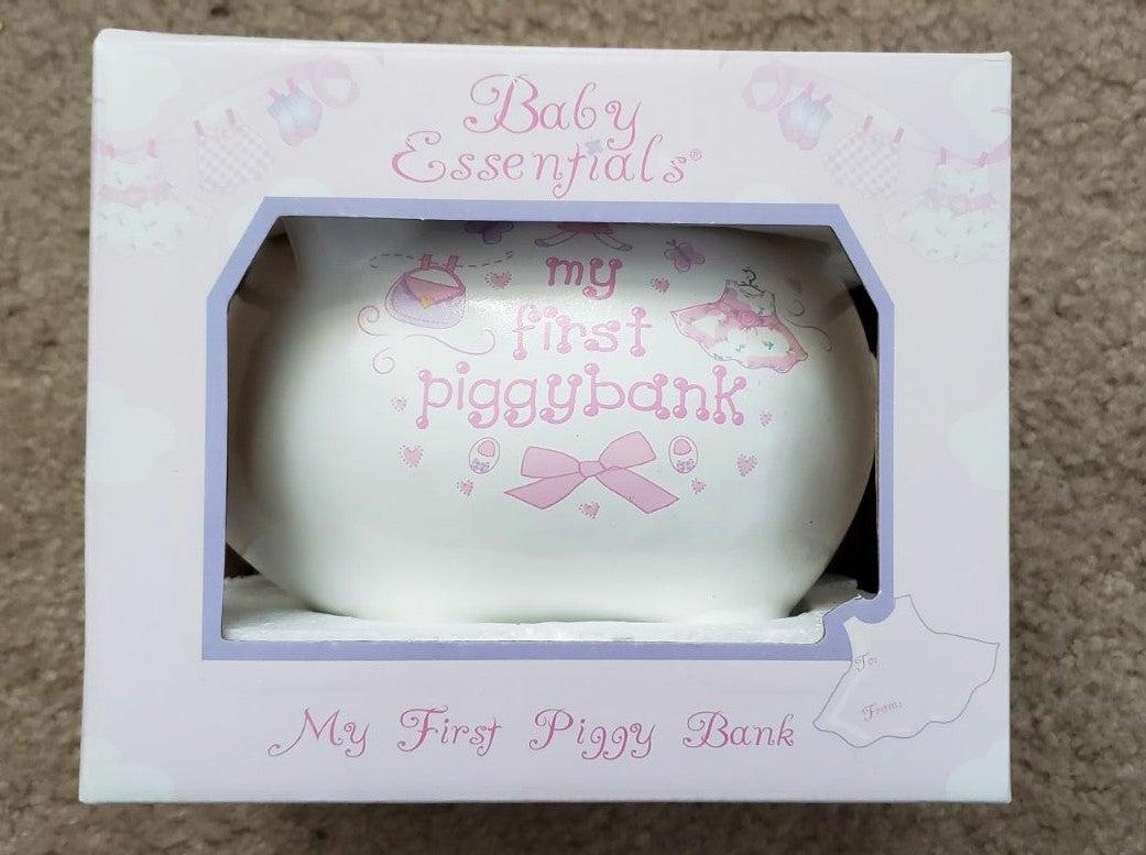 BRAND NEW Girls piggy bank