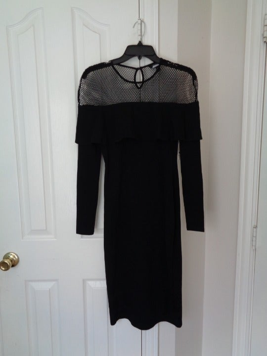 Project runaway black dress XS