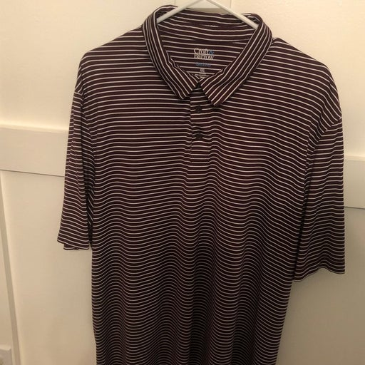 Mens golf shirt