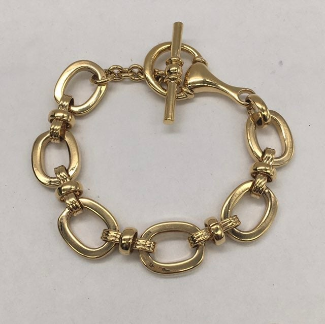 Ralph Lauren Gold Tone Bracelet