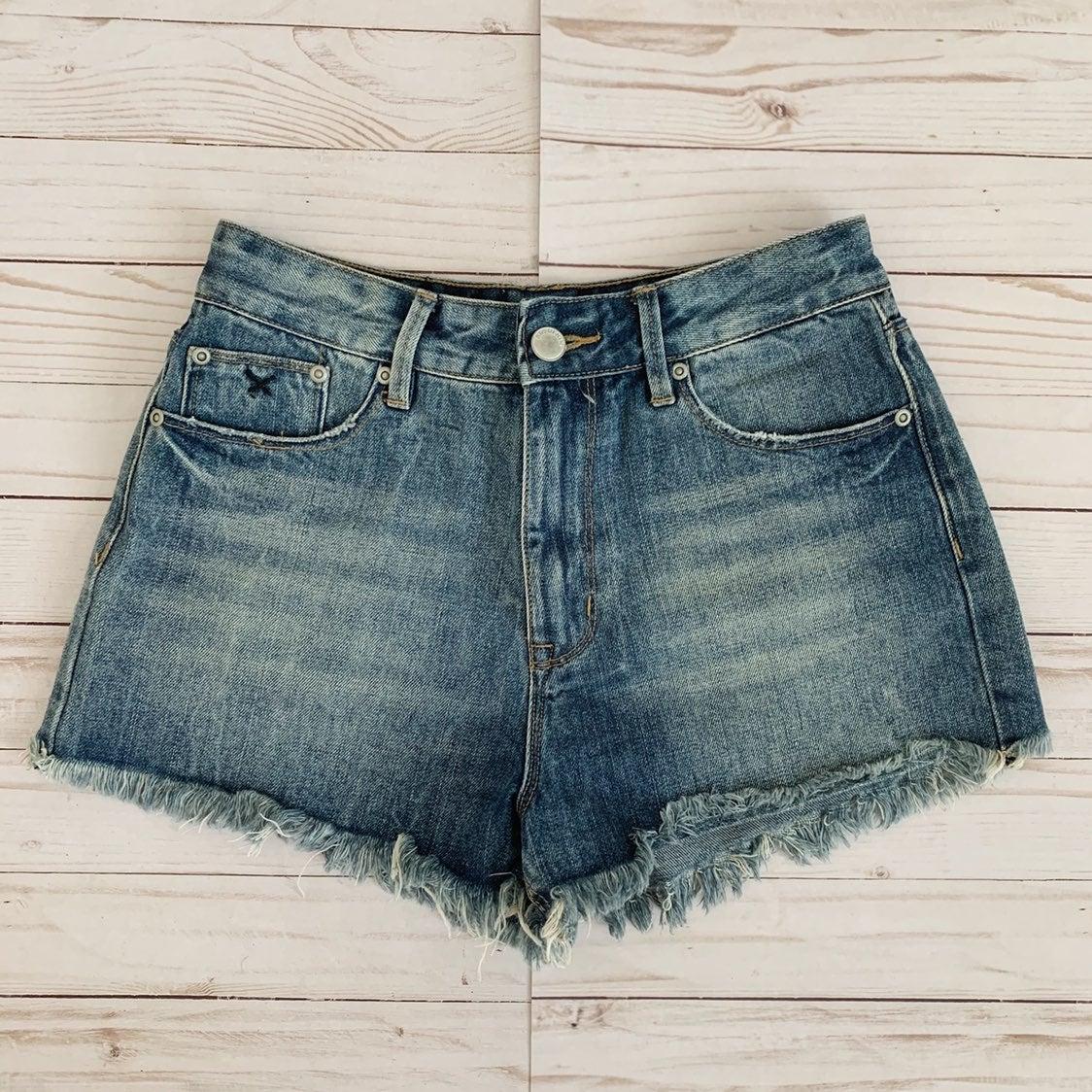 Res denim Shorts