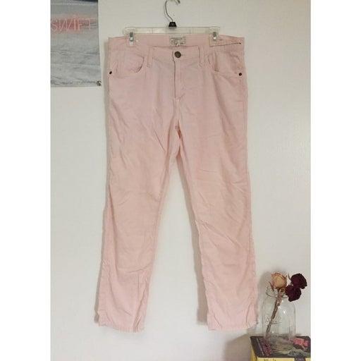 Light Pink Corduroys