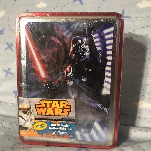 Star Wars darth vader collectible tin