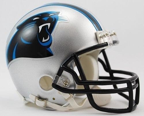 New Carolina Panthers Mini Helmet