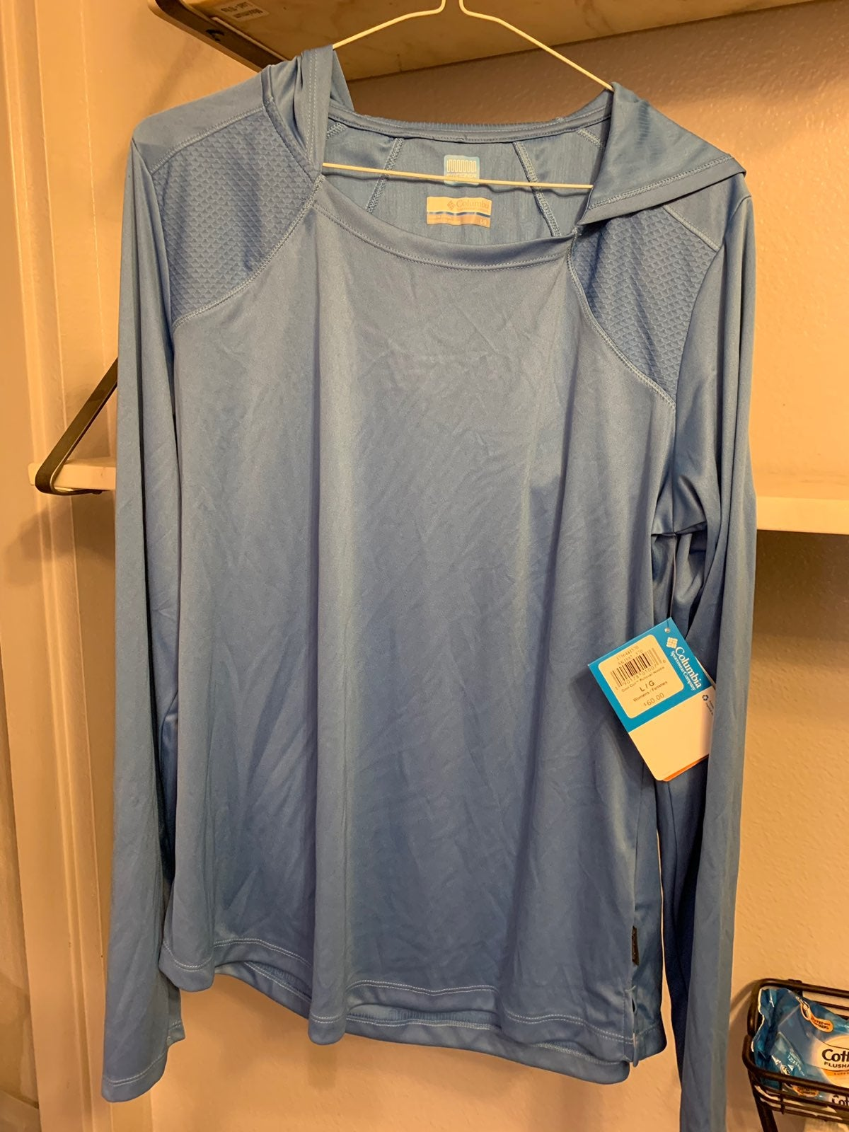 womens columbia pullover