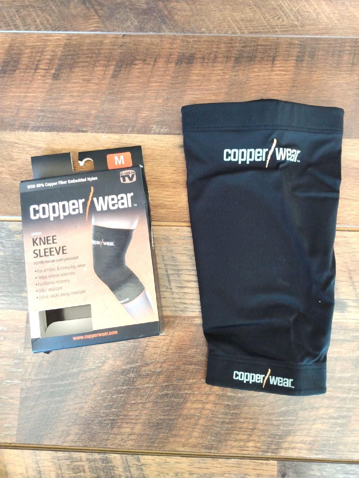 Copper Wear Medium size knee sleeve