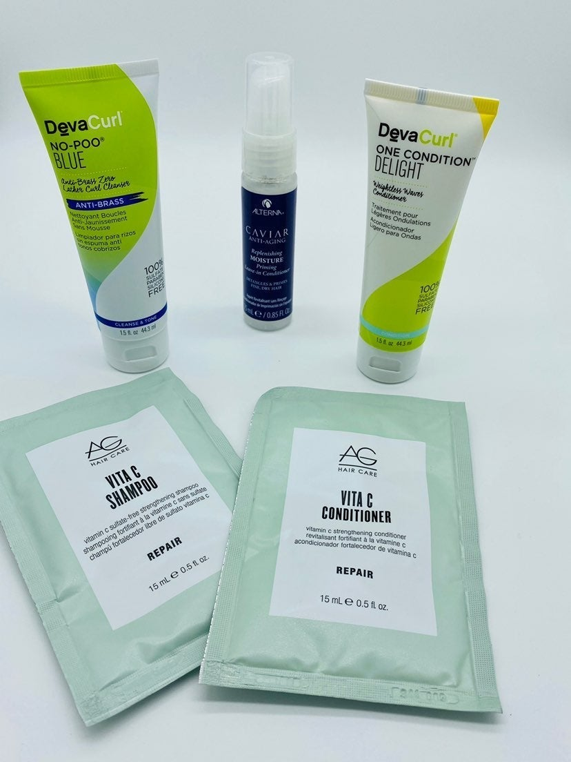 Hair care bundle 1