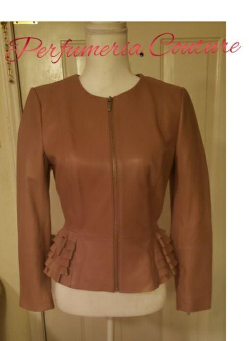 Antonio Melani genuine leather jacket