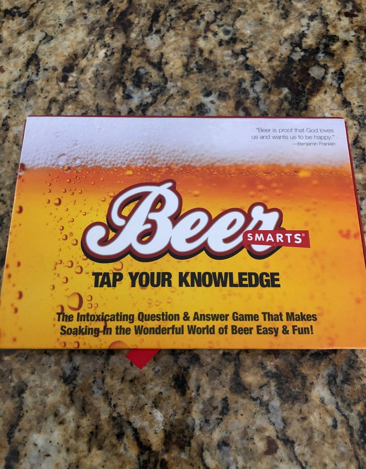New beer smart tap your knowledge game