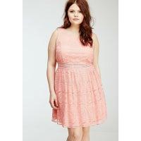 70987d224504 FOREVER 21 Plus-Size Dresses | Mercari