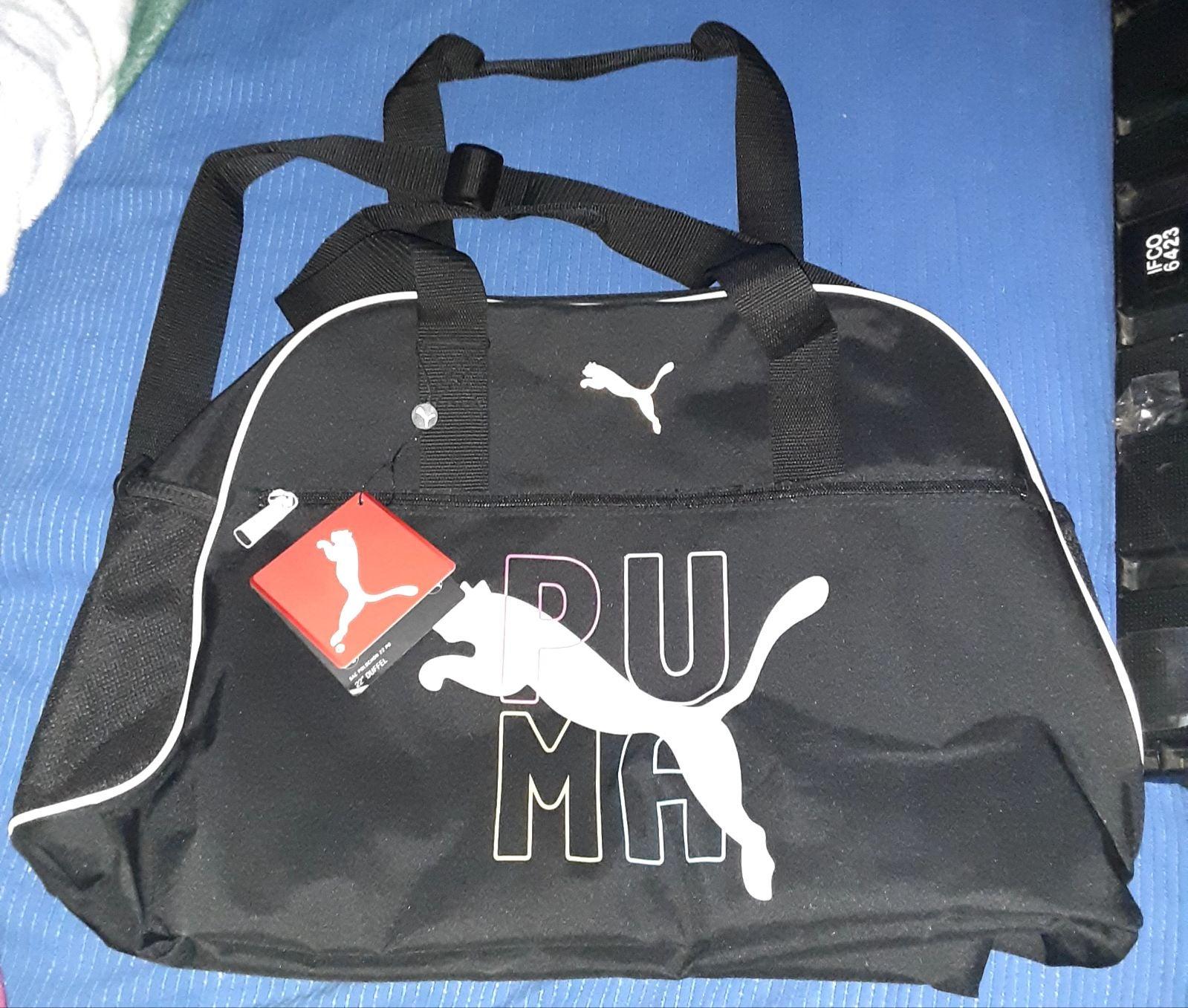Puma Duffle Bag