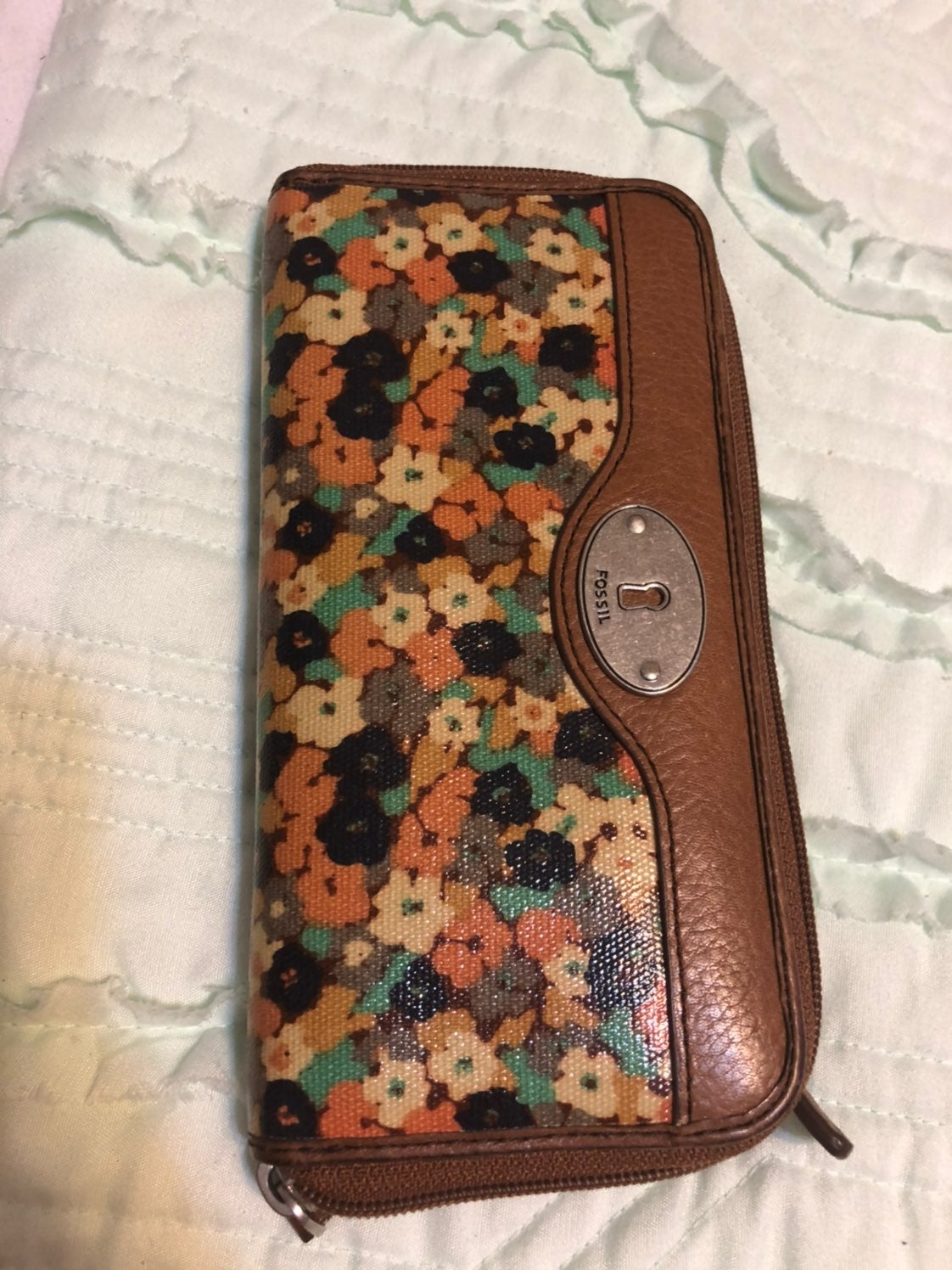 Womens fossil wallet