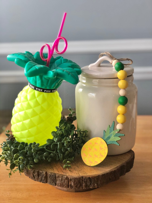 Pineapple small garland
