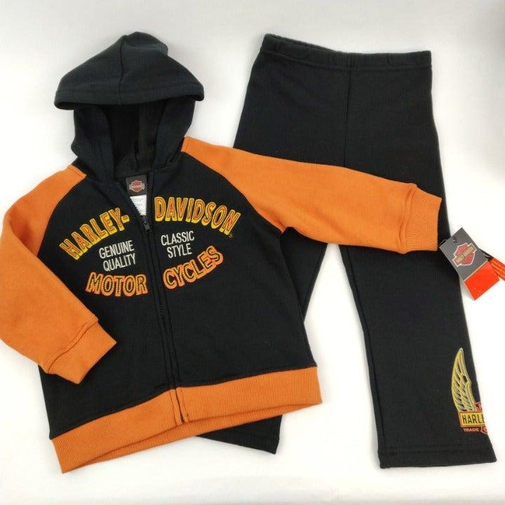 Harley Jacket & Pant Set 2T