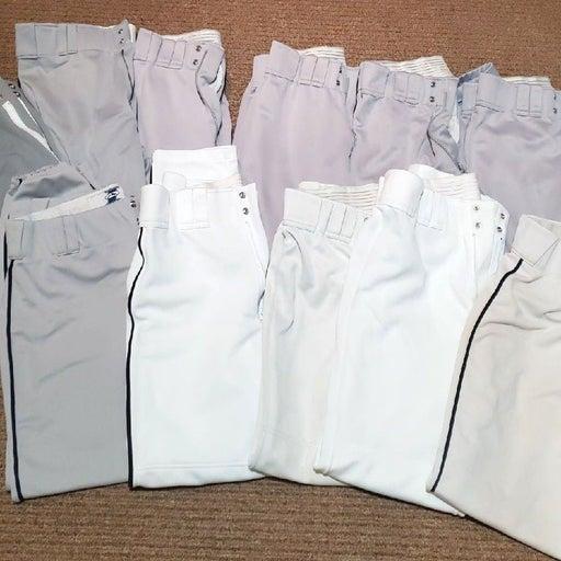 Men's Baseball Pants Set Of 10