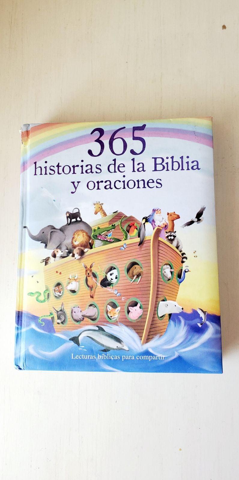 Historias de la Biblia y Oraciones para