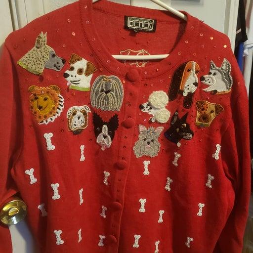 Berek vintage cardigan sweater