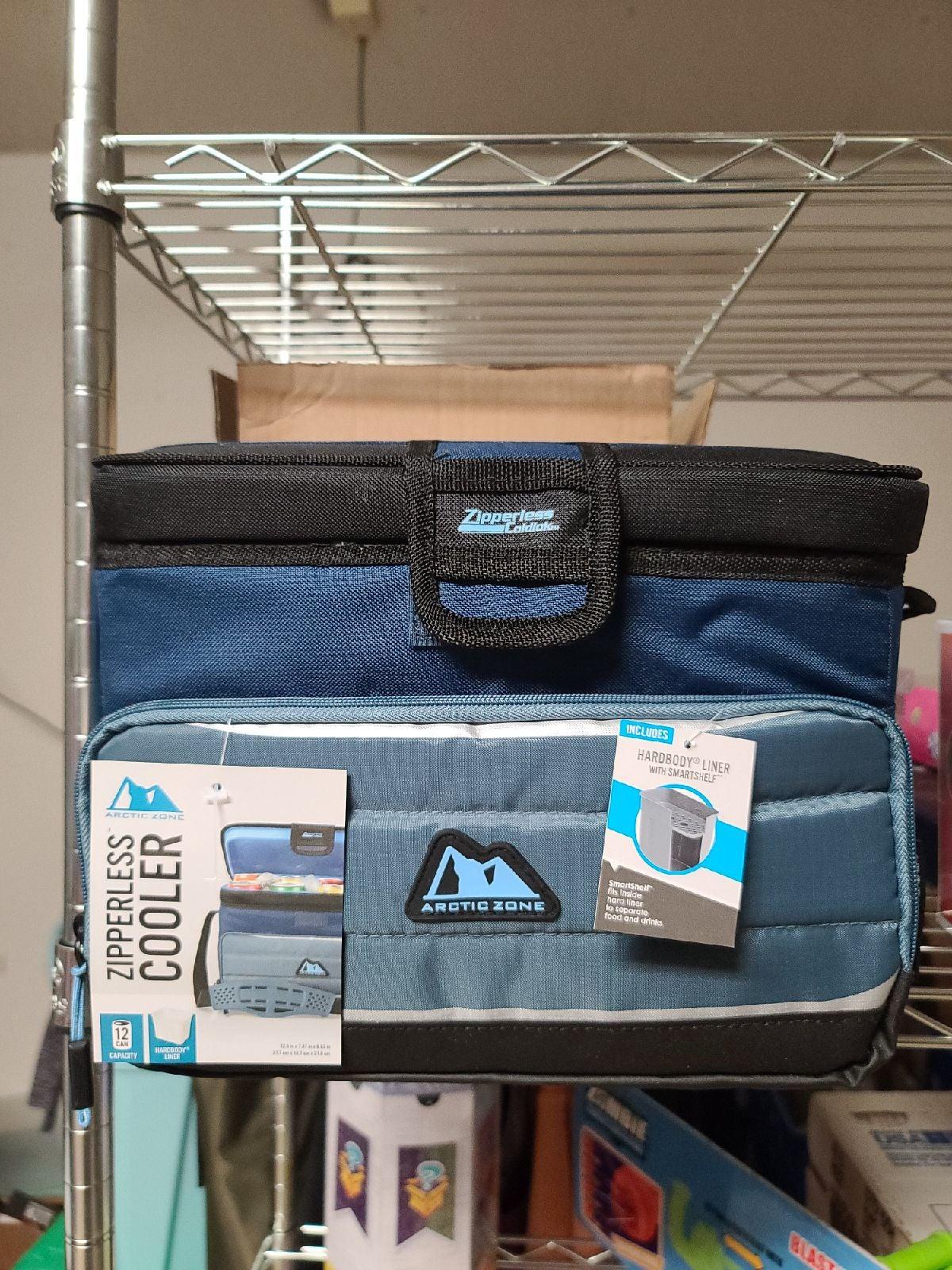 Artic Zone Zipperless Cooler