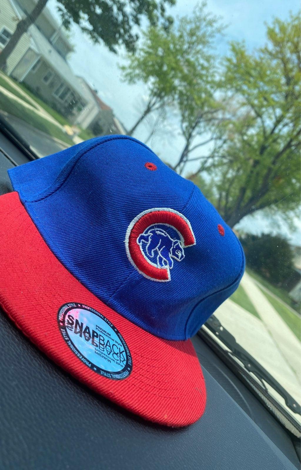 chicago cubs hat