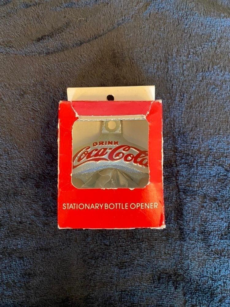Coca Cola Stationary Bottle Opener